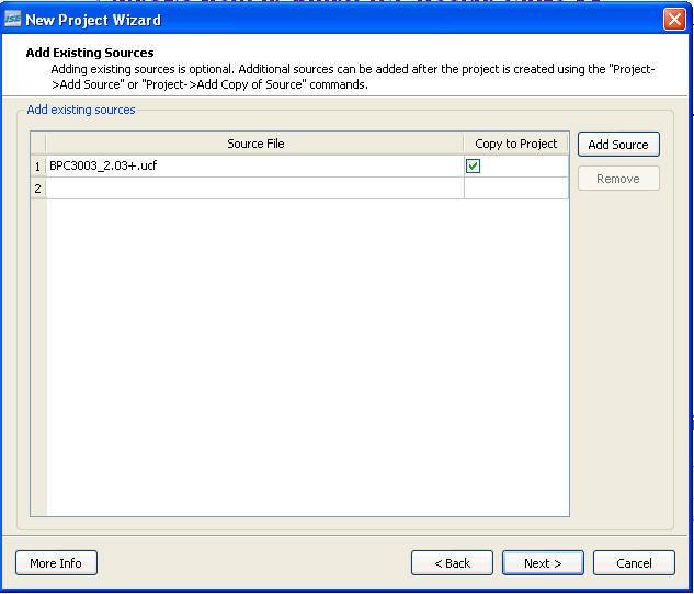 Papilio platform - Getting Started WebPack VHDL